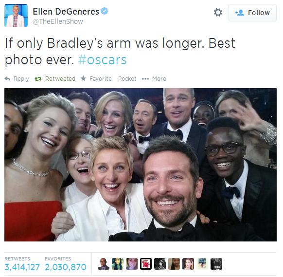 Selfie_EllenDeGeneres